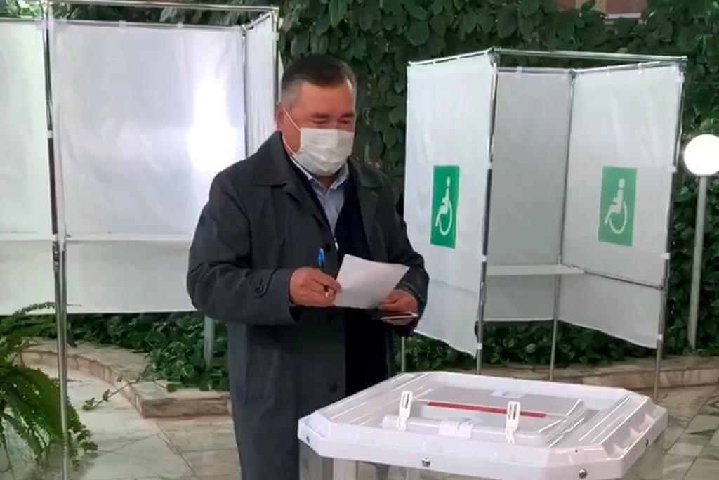 В Прикамье на утро 13 сентября явка избирателей составила 24,5%