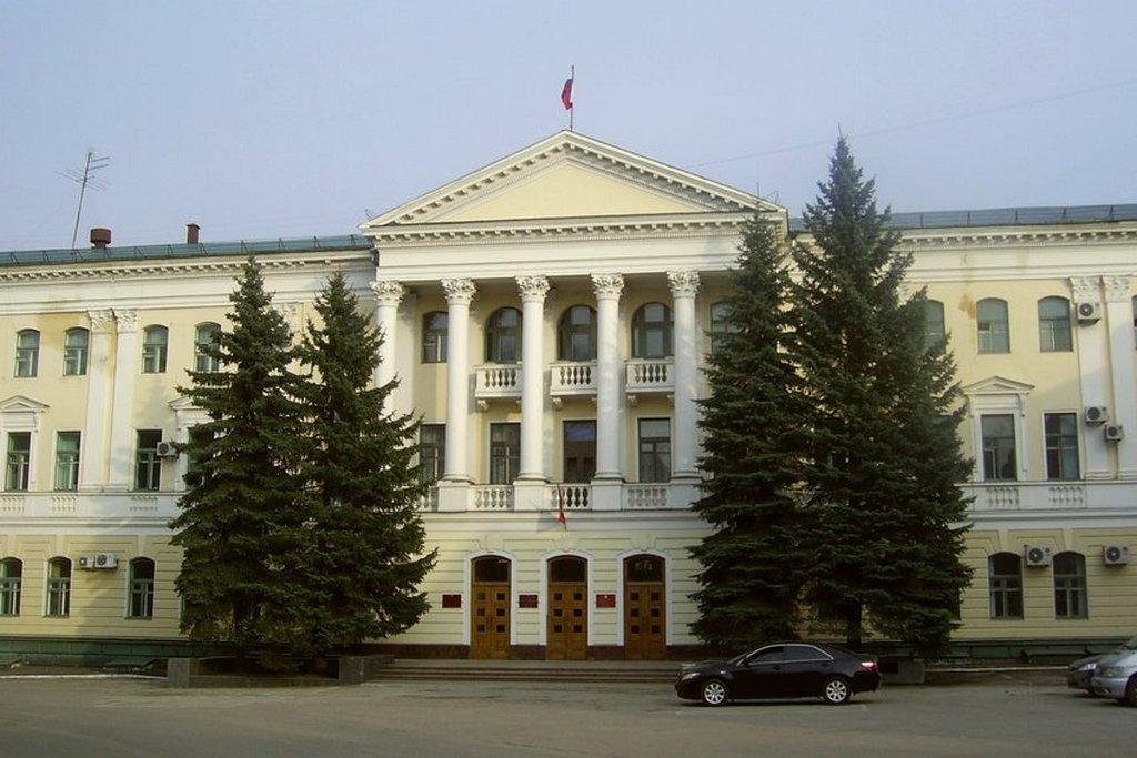 Председатель Брянской областной думы подал в отставку