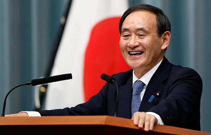 Ёсихидэ Суга утверждён парламентом на посту премьер-министра Японии