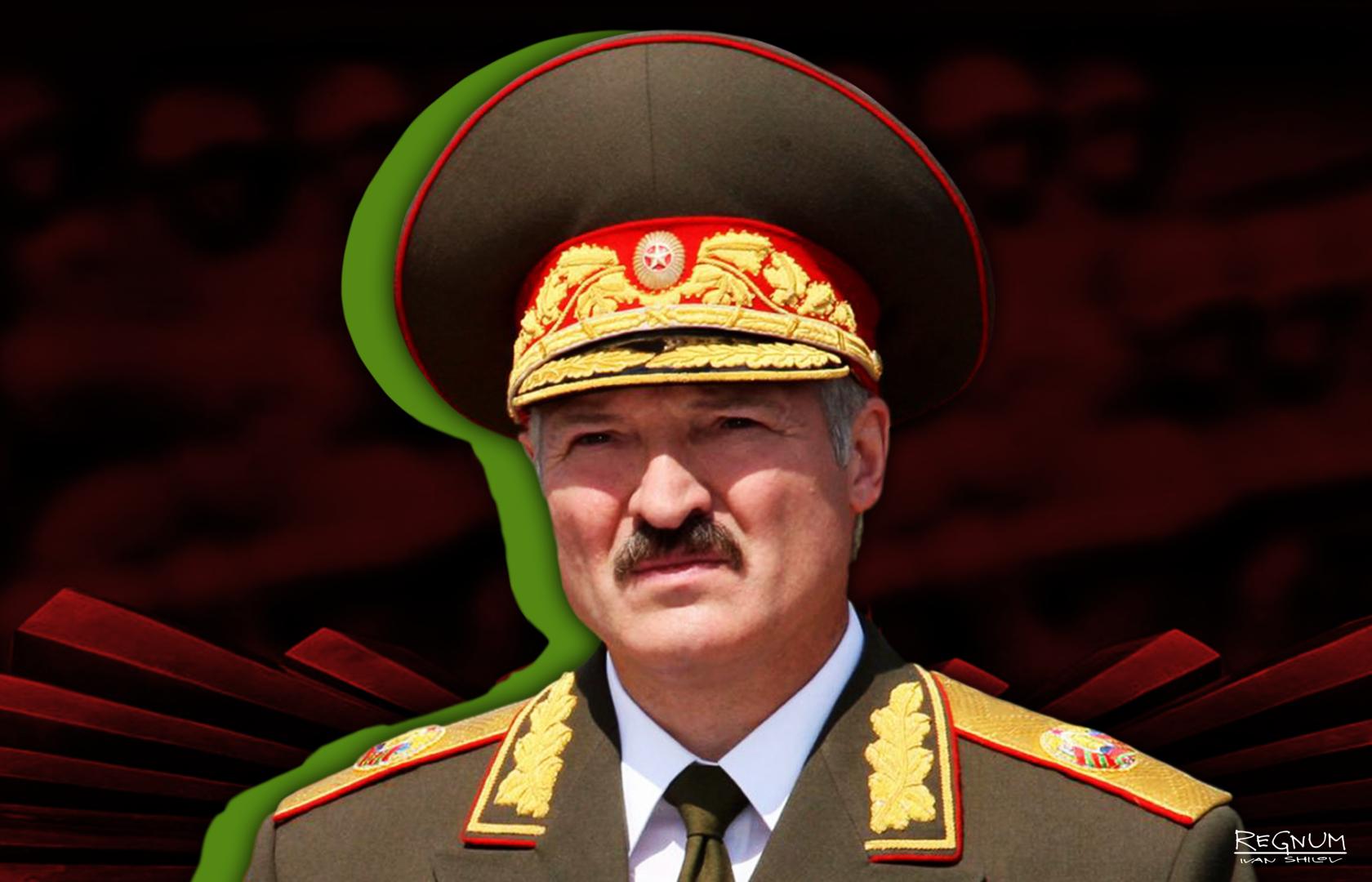 Лукашенко попросит у России дополнительное вооружение некоторых типов