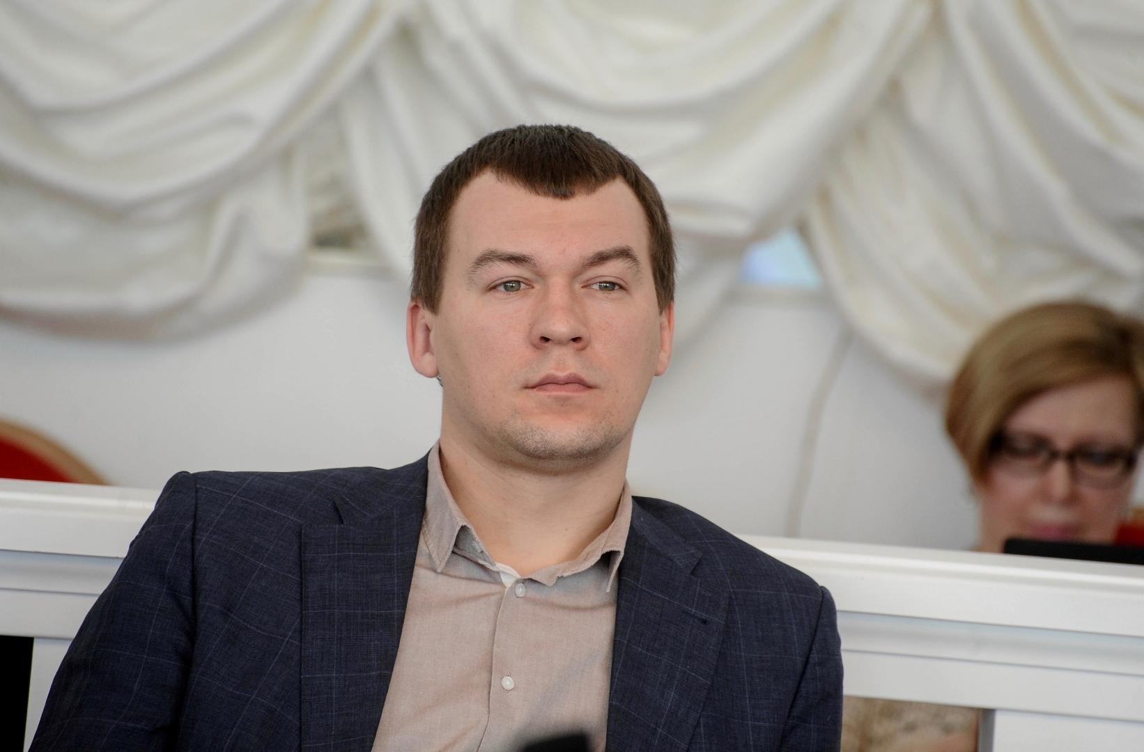 Везде разруха: глава Хабаровского края готов к разговору с Путиным