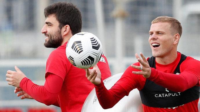 Владимир Быстров: «Главное, чтобы Кокорин пришел в «Спартак» играть в футбол, а не в Counter-Strike»