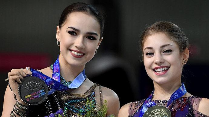 «У меня нет гонки за титулами, как было у Загитовой и Медведевой». Косторная — об Олимпиаде и завершении карьеры