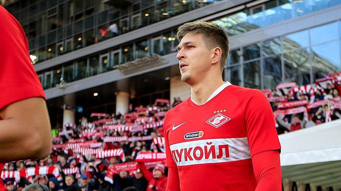 Александр Соболев: «Цорн сказал, что «Спартак» хочет меня выкупить»