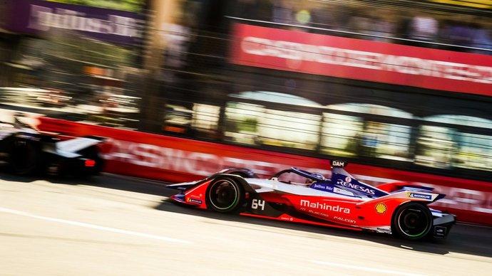 Пилот «Формулы-Е» оштрафован за использование профессионального геймера для участия в виртуальной гонке под своим именем