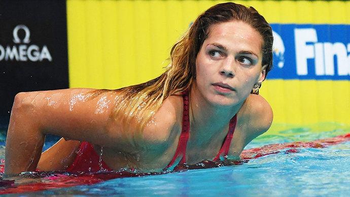«Этот вопрос мне не дает покоя». Ефимова рассказала, о чём волнуется перед Олимпийскими играми в Токио