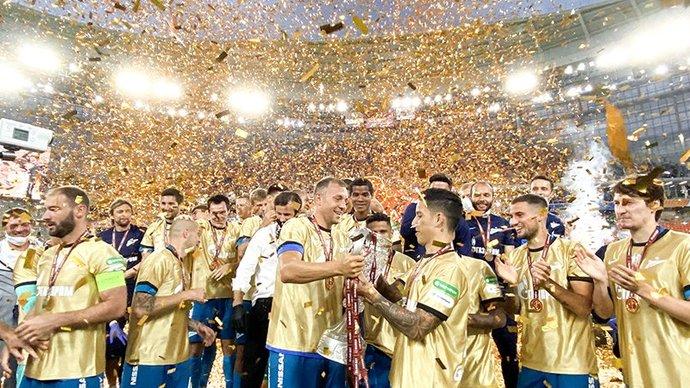 «Локомотив» назвал «Зенит» и разбитый Кубок России лучшими партнерами в истории футбола