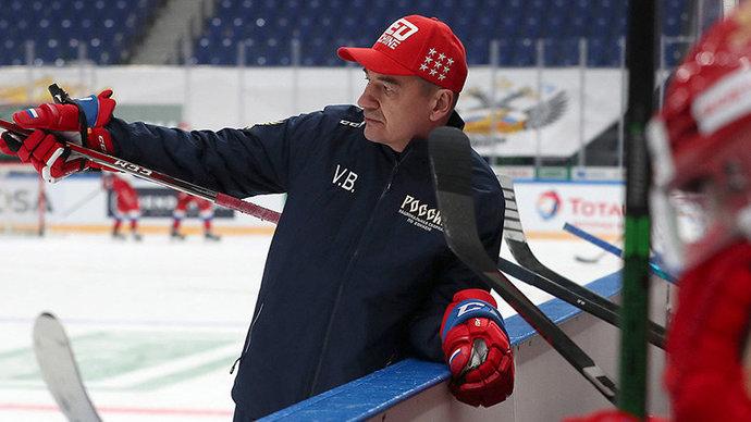 «Идет подготовка к чемпионату мира, работаем». Брагин — о поражении Швейцарии