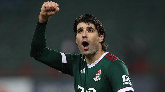 Чорлука объявил об уходе из «Локомотива» в конце сезона