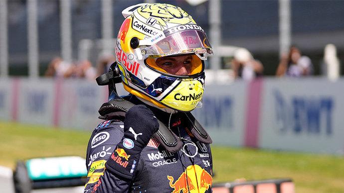 Ферстаппен победил на Гран-при Штирии, Мазепин — 18-й