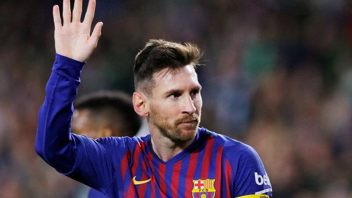 Источник: Месси и «Барселона» договорились о новом контракте, игрок будет зарабатывать на 50 процентов меньше
