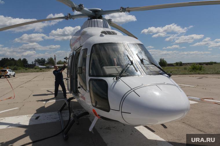 Силовики возбудили уголовное дело по крушению вертолета в ЯНАО. ФОТО