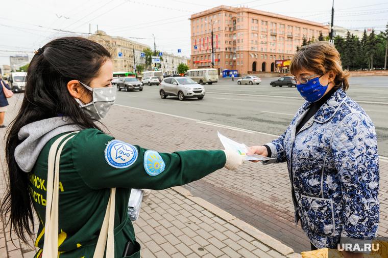 Новый крупный очаг коронавируса появился в России