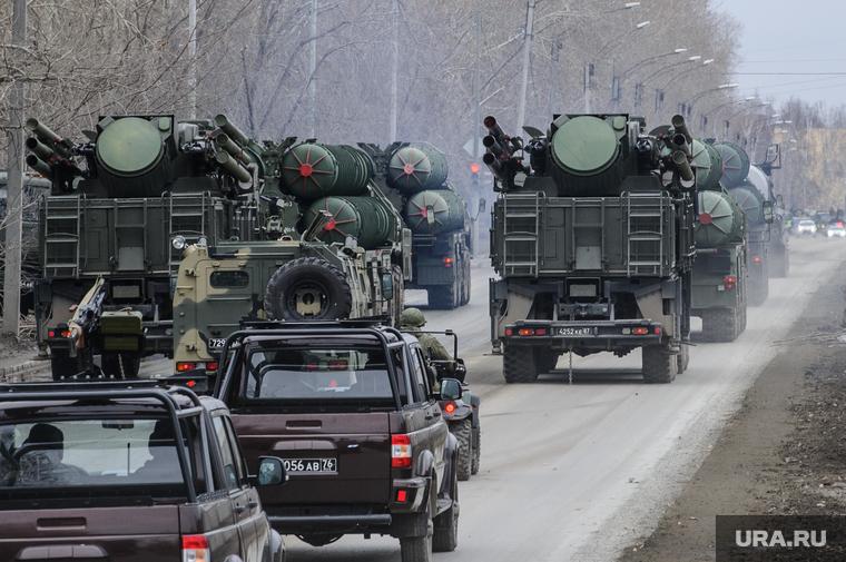 Российские зенитки появились на войне в Ливии
