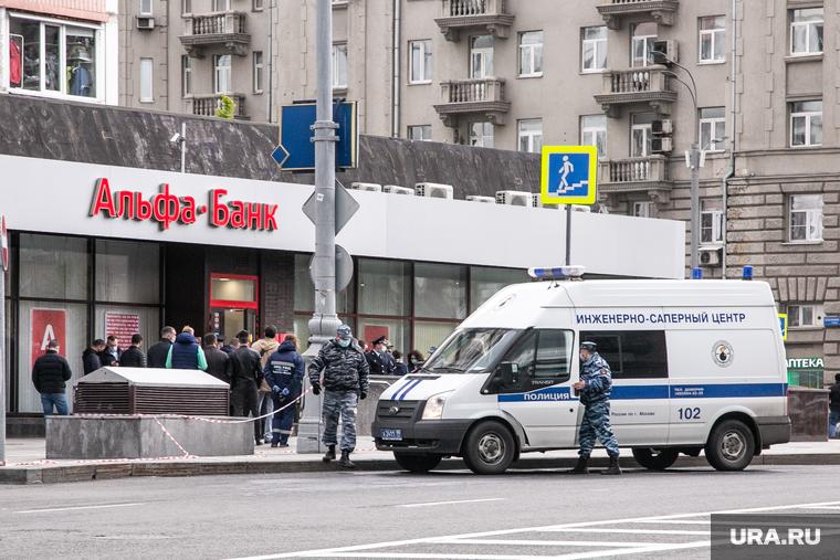 Заложник раскрыл подробности захвата банка в Москве