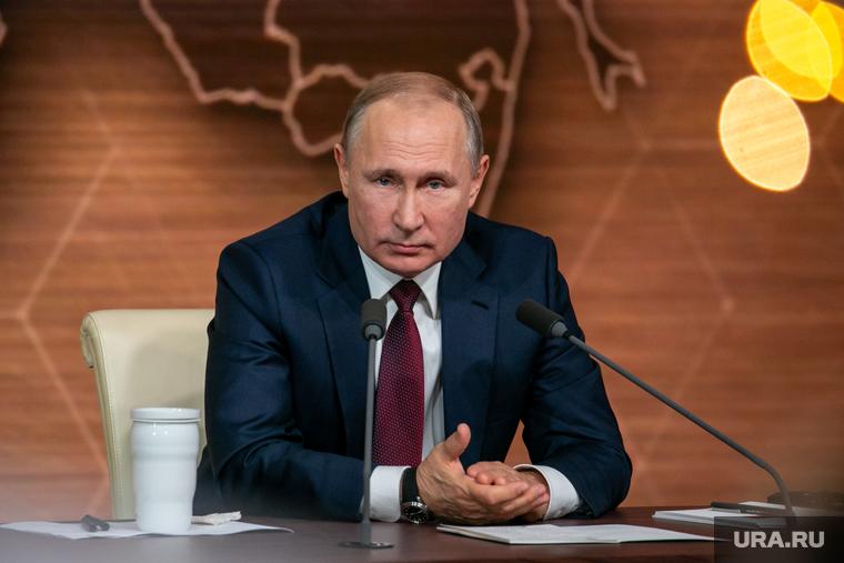 Путин может назвать дату голосования по Конституции на неделе