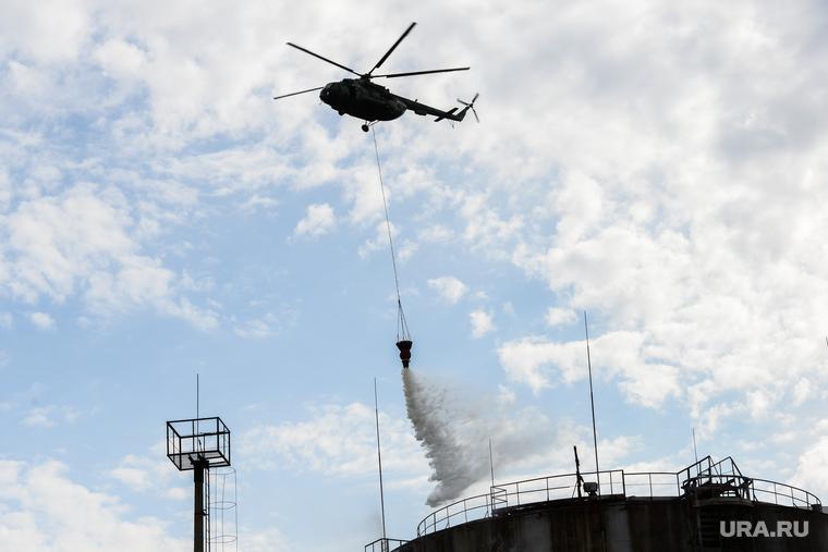 В Казани в газохранилище прогремел взрыв. Есть жертвы
