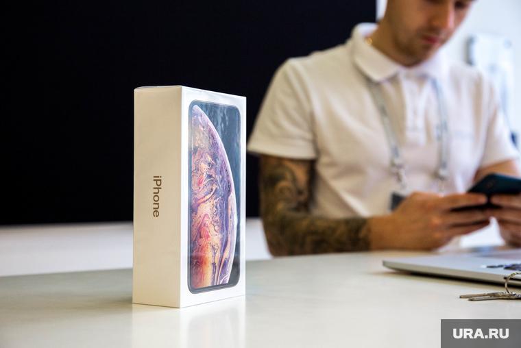 Названа примерная стоимость нового iPhone в России
