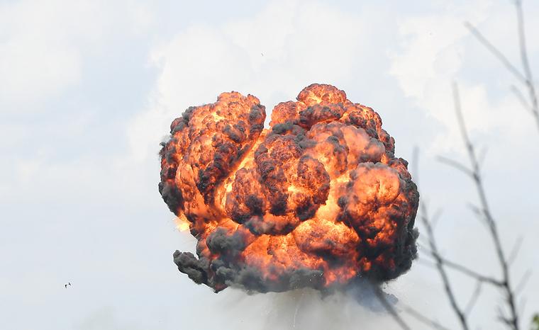В Бейруте прогремел второй взрыв. ВИДЕО