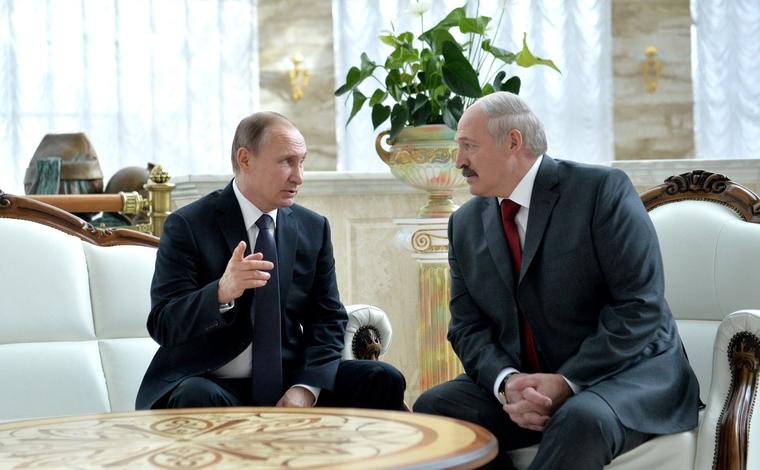 Стали известны детали разговора Путина и Лукашенко