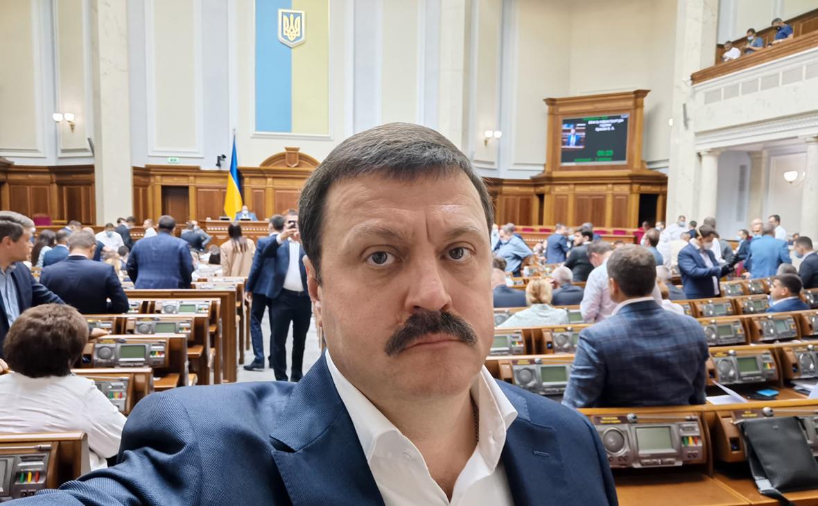 США ввели санкции против депутата Рады и назвали его агентом России