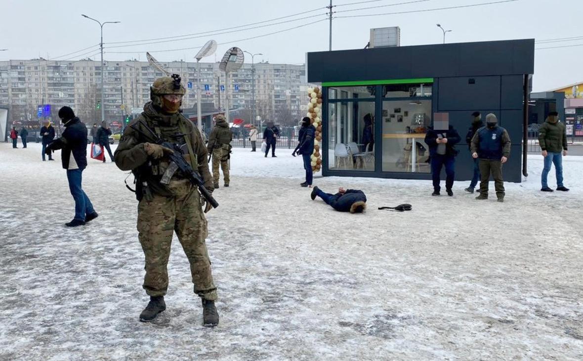 Украина обвинила Россию в попытке украсть чертежи «секретного» танка