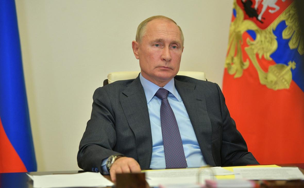 Путин подписал закон о новом порядке назначения глав ФСБ и СВР