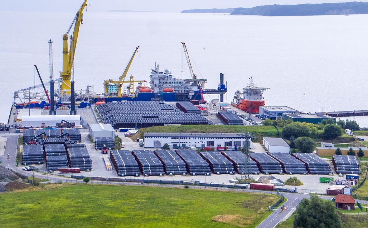 США расширили интерпретацию санкций против «Северного потока-2»