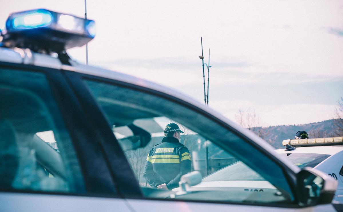 В Грузии после приезда Саакашвили задержали двух работников порта Поти