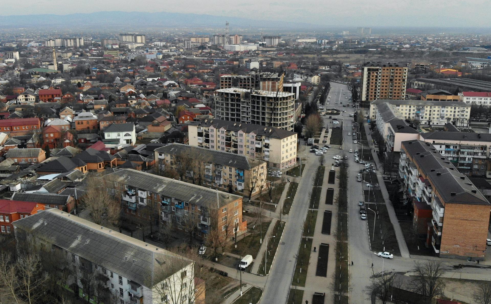 В Ингушетии произошла перестрелка между силовиками и боевиками