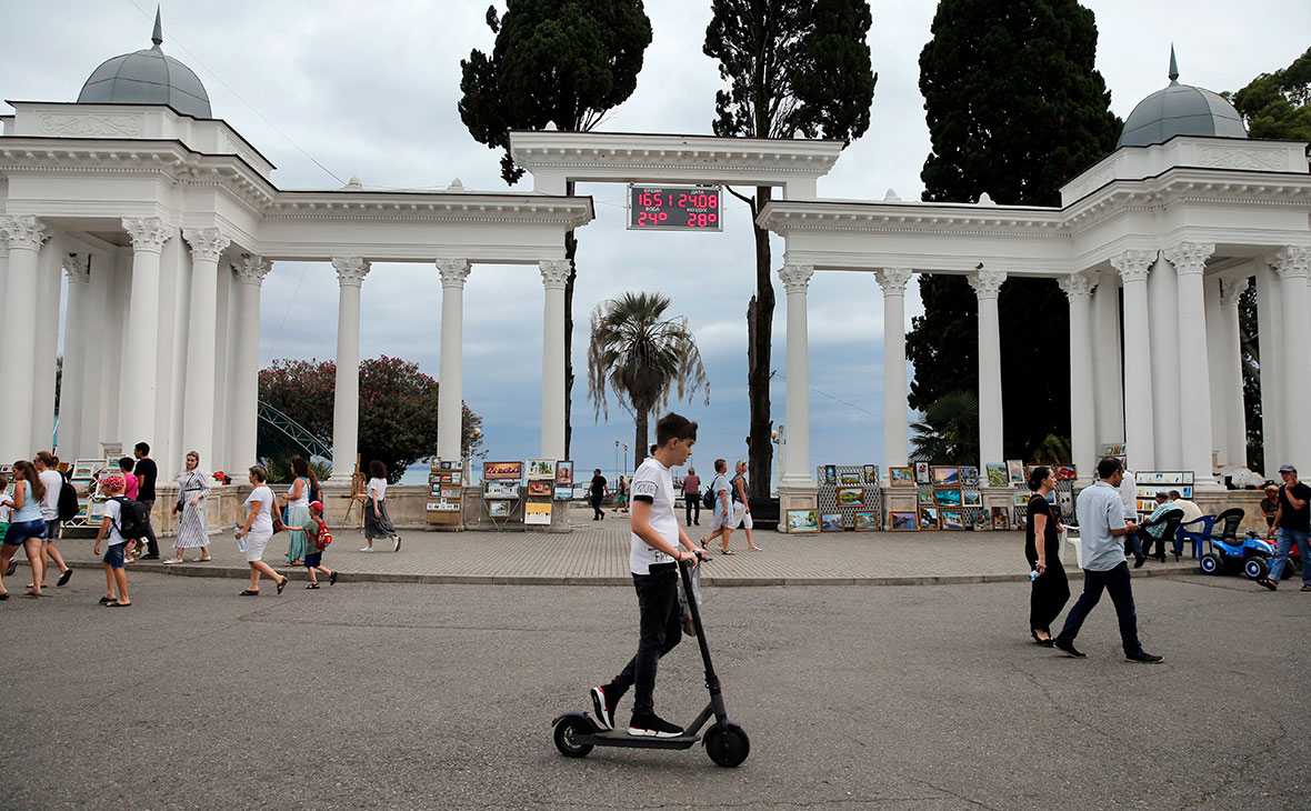 Абхазия откроет границу одновременно с Россией