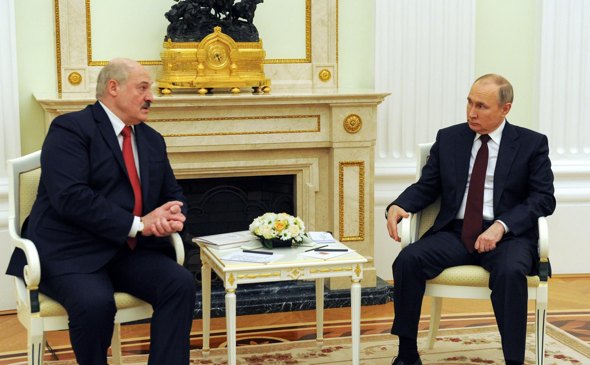 Лукашенко назвал сроки проведения следующей встречи с Путиным