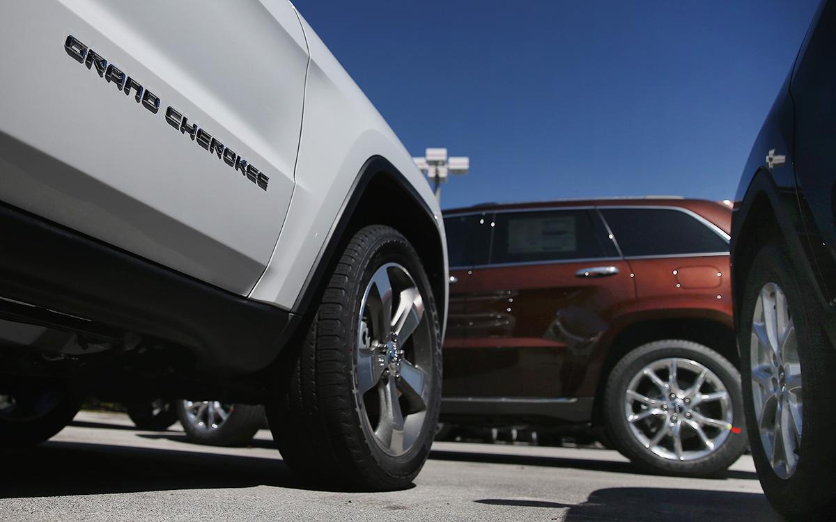Вождь индейцев попросил Jeep отказаться от Cherokee