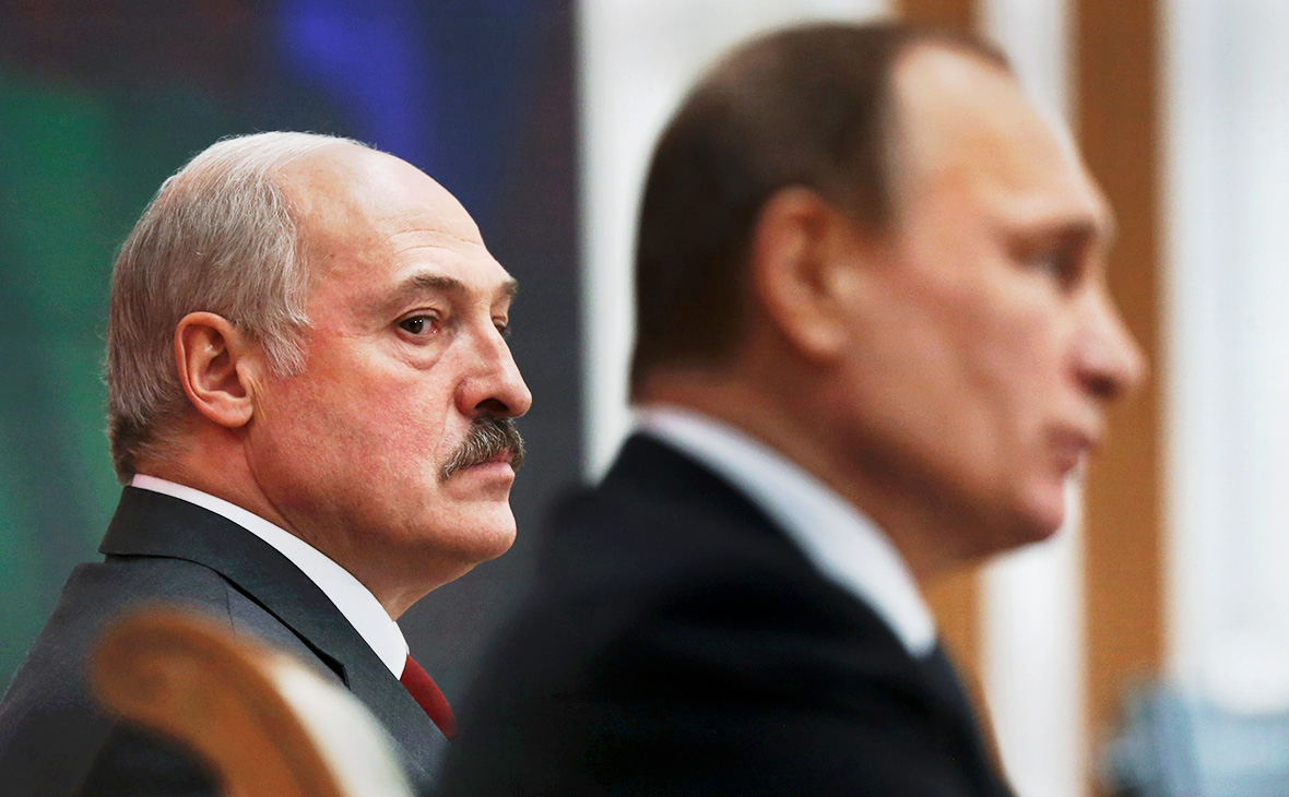 Встреча Путина и Лукашенко пройдет в Сочи