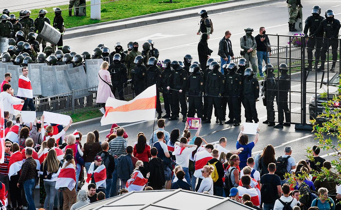 МИД предостерег США от навязывания услуг посредничества в Белоруссии