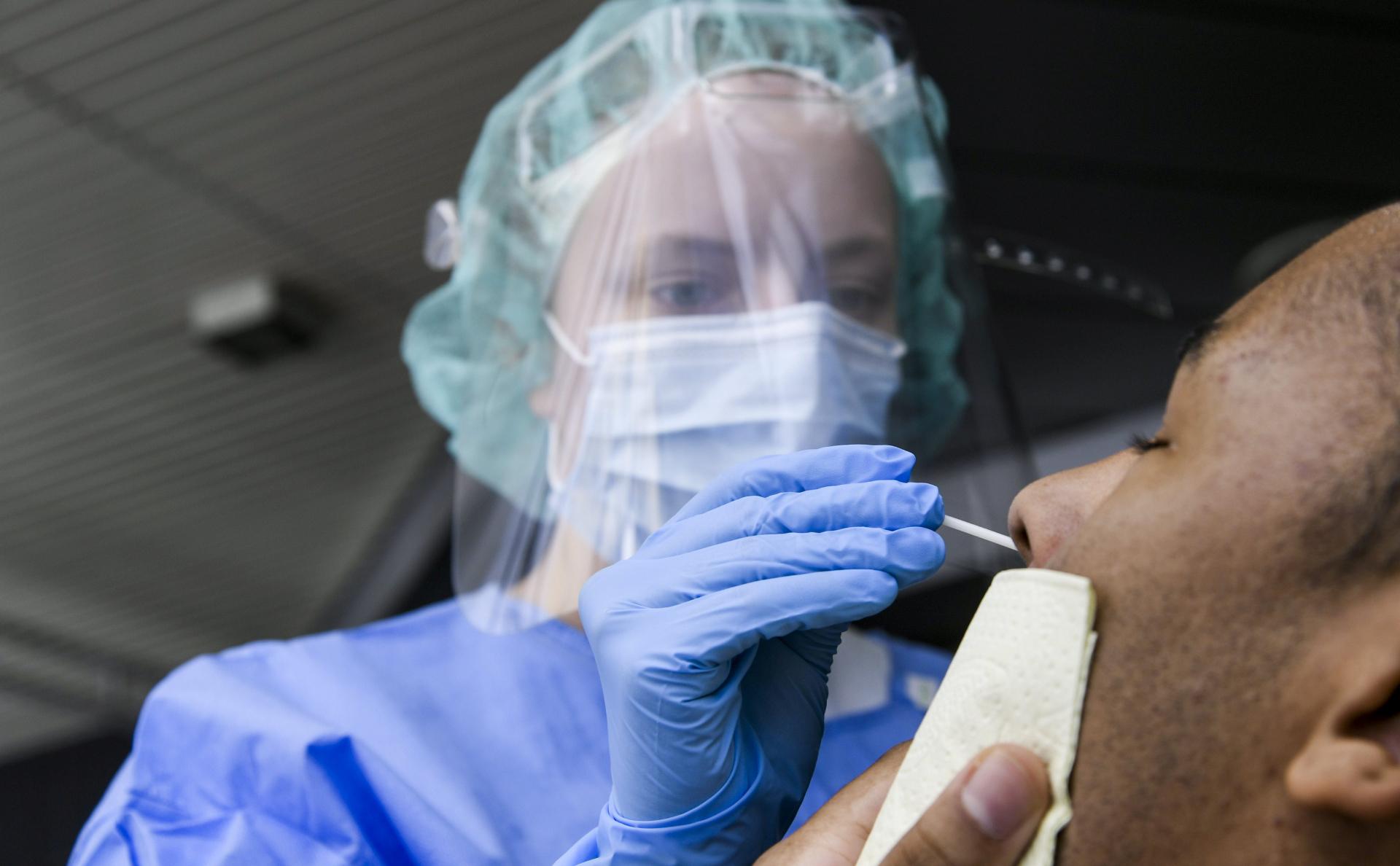 ВОЗ зафиксировала новый рекорд по числу случаев COVID-19 за сутки