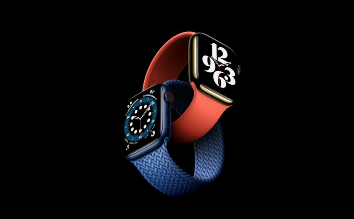 Apple показала новые часы и iPad