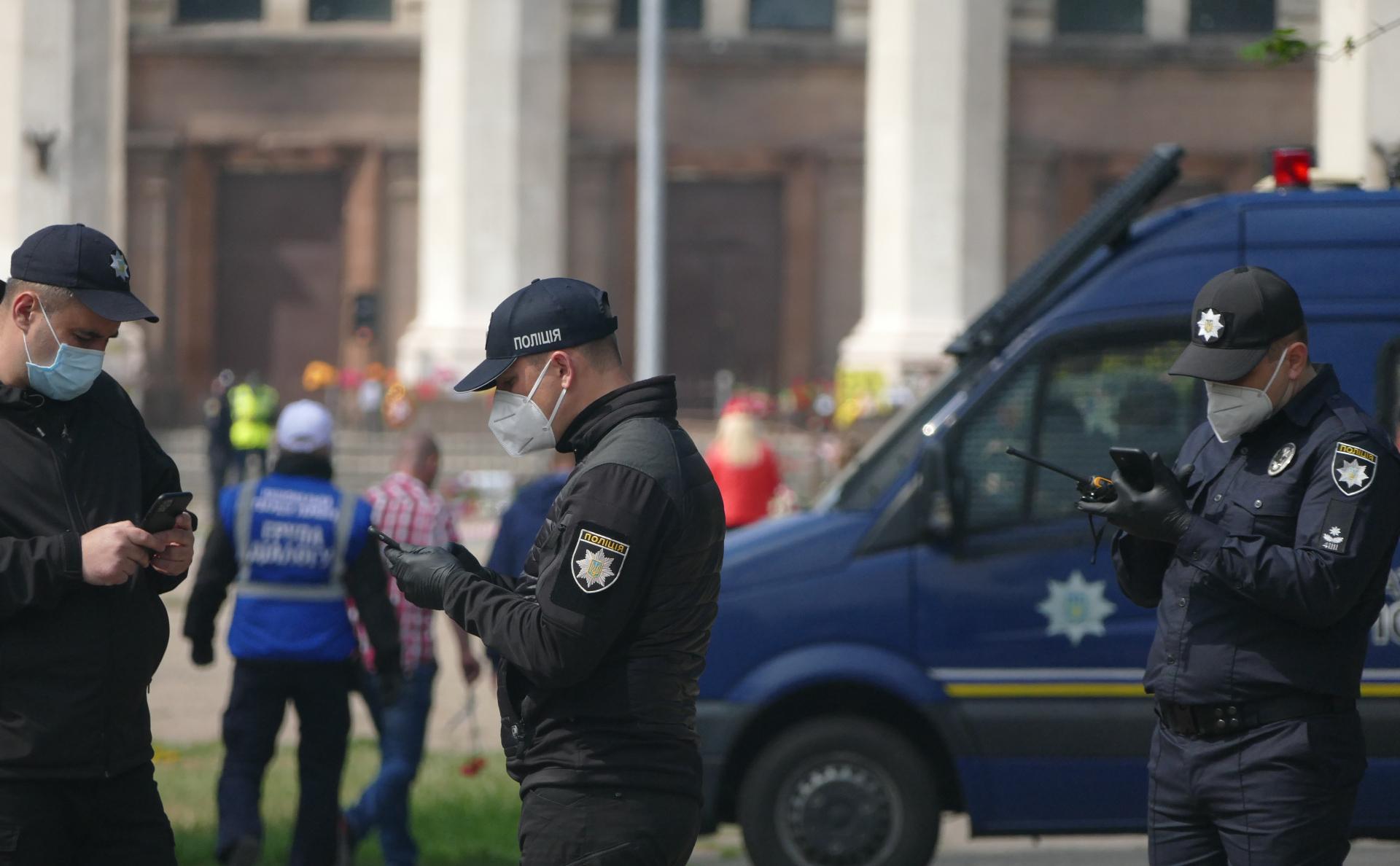 На Украине застрелили захватившего начальника уголовного розыска Полтавы