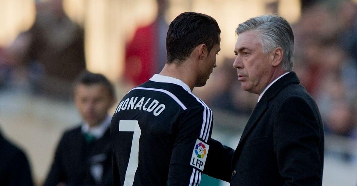 Карло Анчелотти: «Роналду – легенда «Реала», но я никогда не планировал его трансфер. Мы смотрим вперед»