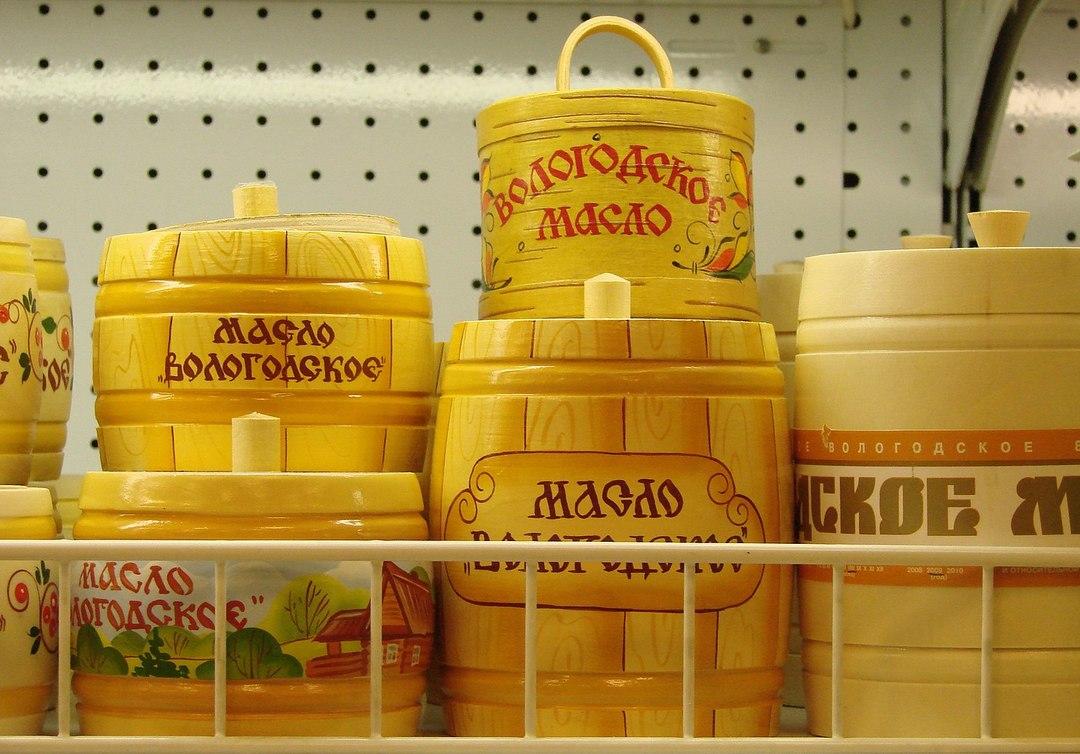 «Вологодское масло» из Рязани. Бренды российских продуктов проверят на соответствие географии