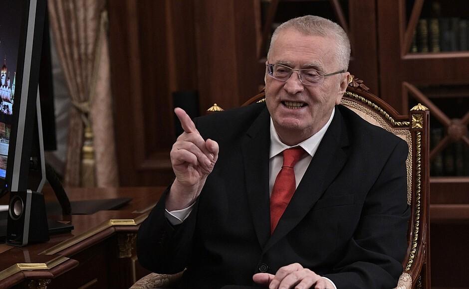 Жириновский призвал отобрать у российских миллиардеров большую часть их доходов