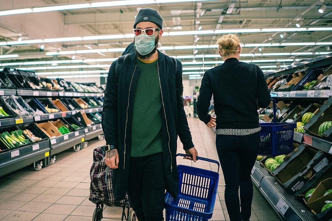 Московские магазины оштрафуют на 300 млн рублей за посетителей без масок