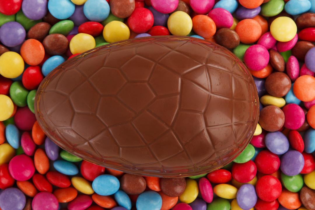 Российская фабрика покажет США шоколадные яйца