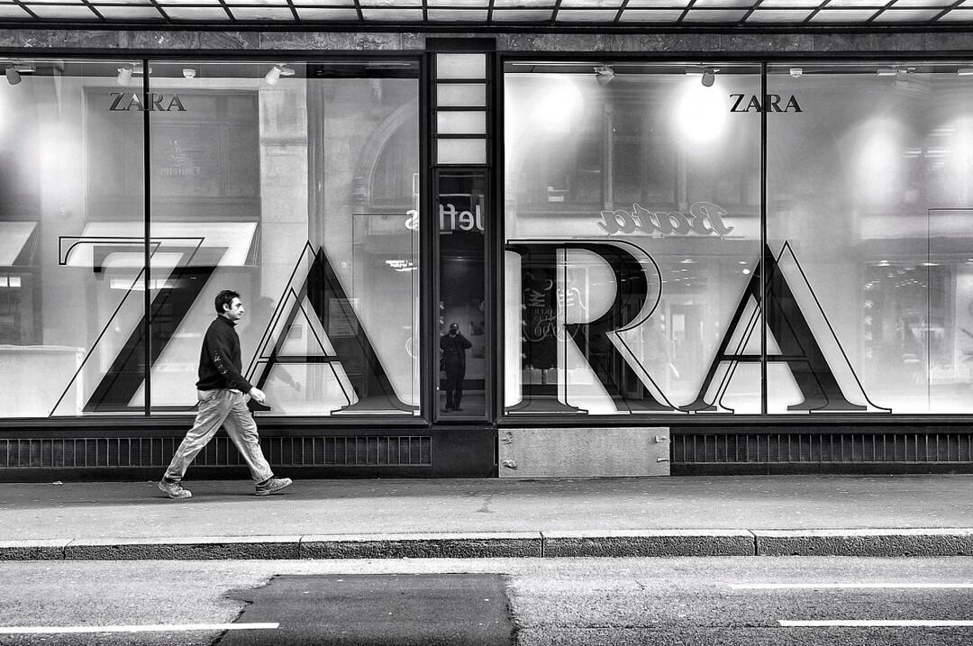 Владелец Zara погряз в убытках на десятки миллионов евро