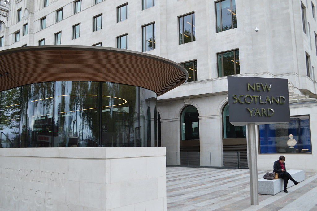 Британская полиция изъяла почти $416 млн в криптовалюте. Сумма стала рекордной