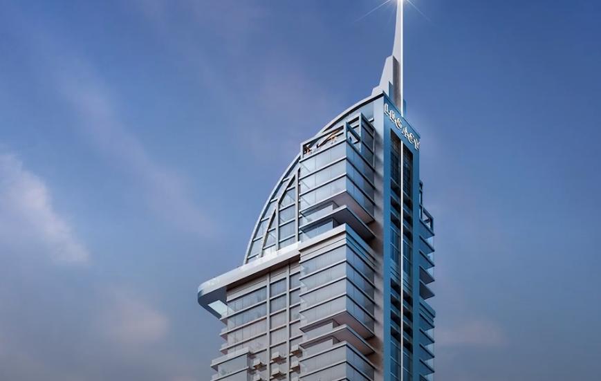 В США за полмиллиарда долларов построят защищённый от пандемии небоскрёб