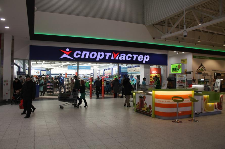 «Спортмастер» решил продолжить работу на Украине, несмотря на санкции Зеленского