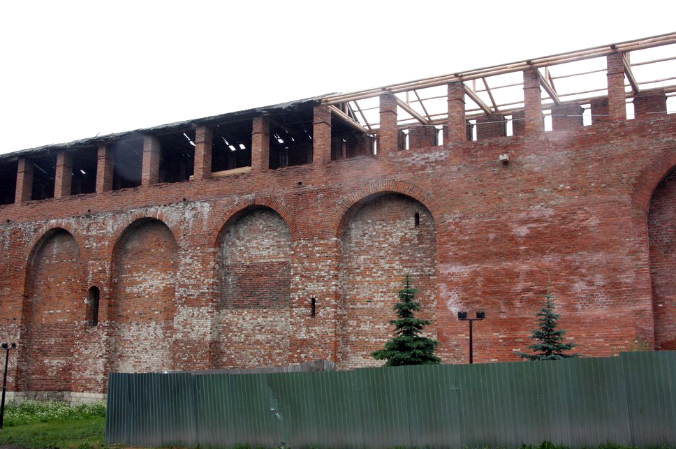 Смоленская крепость – о чём молчат реставраторы