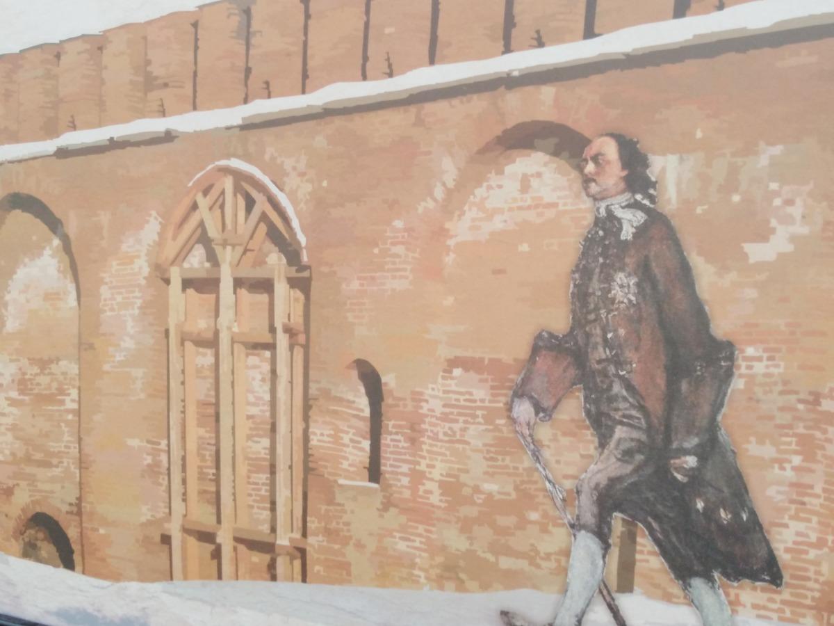 Фотошоп Петра Великого. Как музей «Смоленская крепость» трактует историю?