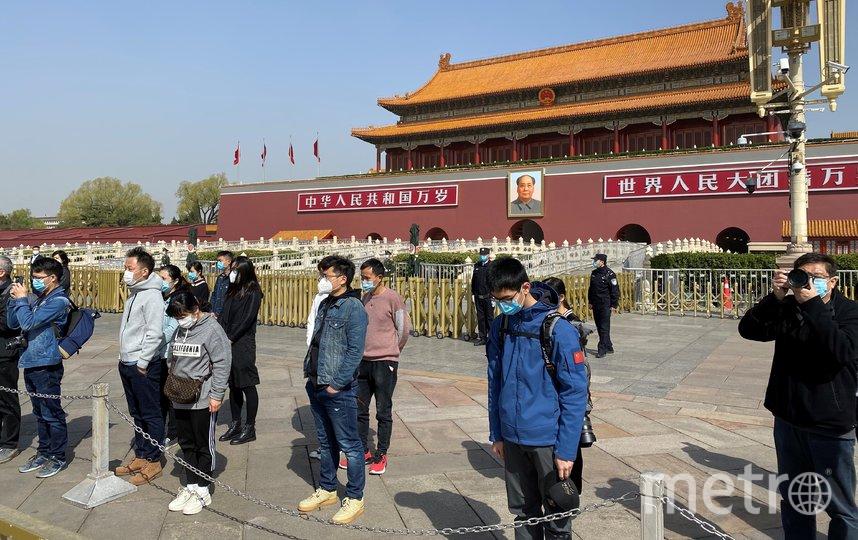 В Китае объявлен траур по жертвам коронавируса